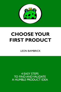 Choose Your First Product cover 200
