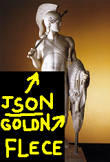 JSON and the GLDN FLECE