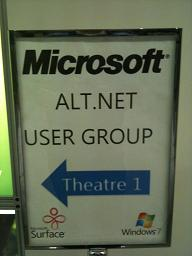 briz alt net sign kind of ironic i think