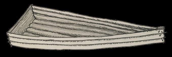 corrugated iron canoe sm