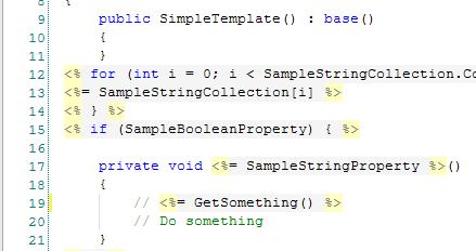 subtler syntax highlighting in codesmith