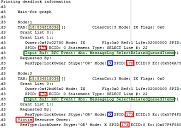 deadlock info from trace 1204