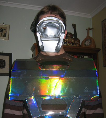my awesome ironman suit