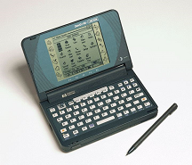 the hp omnigo was not built by people who would use it. instead it was built by people who imagined the people who would, perhaps, use it