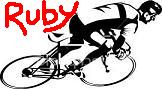 Ruby: a racing bicycle