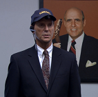 Larry the surrogate in arrested development