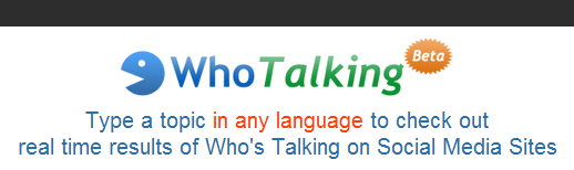 WhoTalking.com