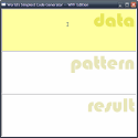 a visual tour of building your first app in WPF